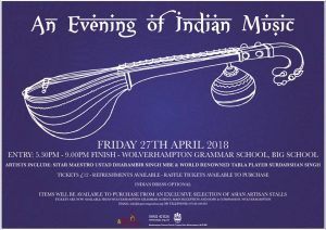 An Evening of Indian Music